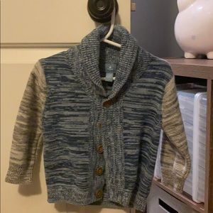 Baby Gap Button Down Sweater